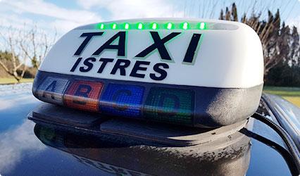 Transport longue distance Istres